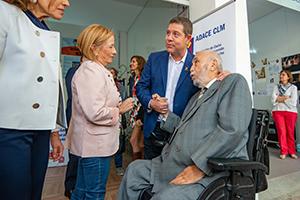 Un año más, participamos en la Feria de Albacete para informar sobre el Daño Cerebral y nuestra labor