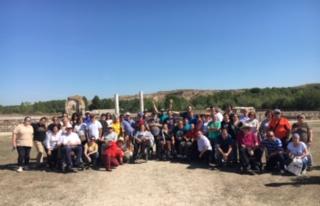 """Usuarios de toda la región conocen el patrimonio de Toledo y Carranque gracias al Programa """"Conoce Castilla-La Mancha"""""""