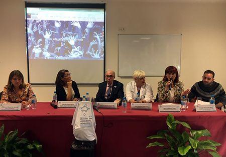 Acto institucional en el IEN de Guadalajara con motivo del Día del Daño Cerebral Sobrevenido (DCS)