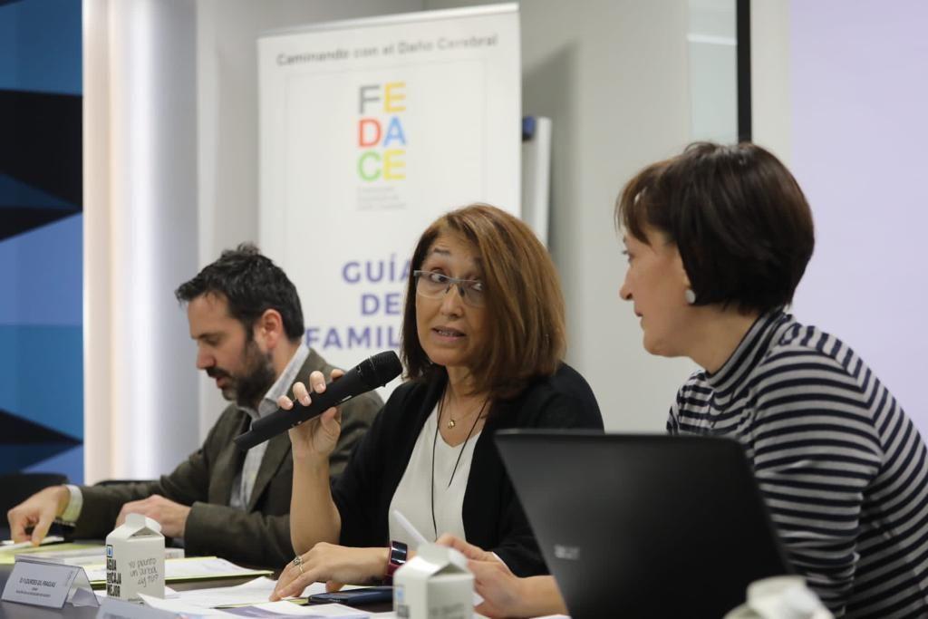 ADACE CLM y el IEN de Guadalajara, presentes en el acto informativo de FEDACE
