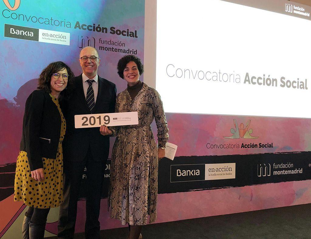 ADACE CLM ha acudido al encuentro de entidades seleccionadas dentro de la Convocatoria 2019 de Acción Social de la Fundación Montemadrid y En Acción Bankia