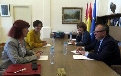 Trasladamos las necesidades de atención al DCS al  Gobierno de Castilla-La Mancha