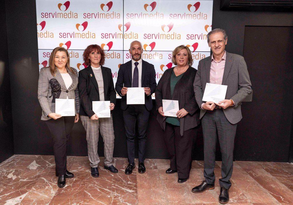 ADACE CLM ha participado en el primero de los cuatro desayunos informativos que la Federación Española de Daño Cerebral ha organizado junto a la agencia de información y comunicación social Servimedia para celebrar su 25 aniversario