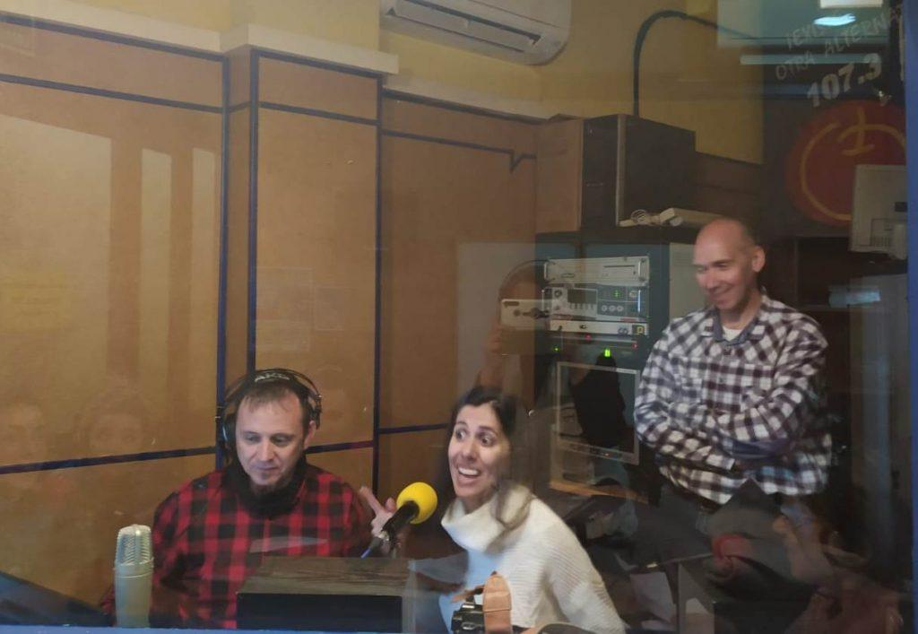 El programa 'Ondas Cerebrales' de ADACE CLM se emite desde Onda Polígono Toledo