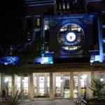 Castilla-La Mancha se iluminó de azul el 26 de octubre con motivo del Día del Daño Cerebral
