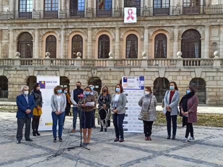 Acto institucional del Día del Daño Cerebral 2020 en el Ayuntamiento de Toledo