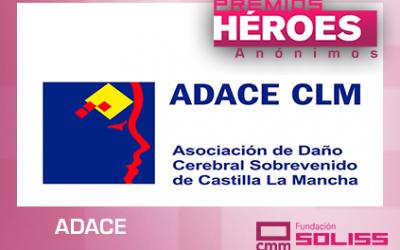 """ADACE CLM, una de las tres entidades galardonadas en los II Premios 'Héroes Anónimos"""""""