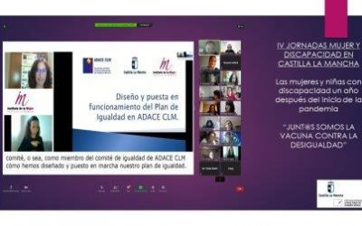 ADACE CLM es referente en el sector social de Castilla-La Mancha con su Plan de Igualdad
