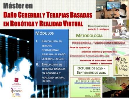 ADACE CLM aporta su experiencia en un Máster en Daño Cerebral de la Universidad de Castilla-La Mancha