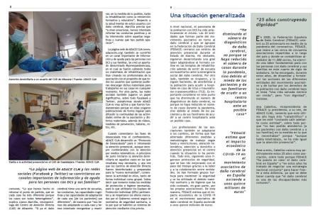 Cómo ha afectado la pandemia a la Vivienda Tutelada de Albacete, eje central de un TFG de Periodismo