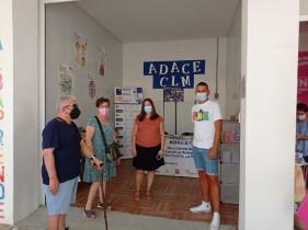 """ADACE CLM ha estado presente en la """"No Feria"""" de Albacete 2021"""