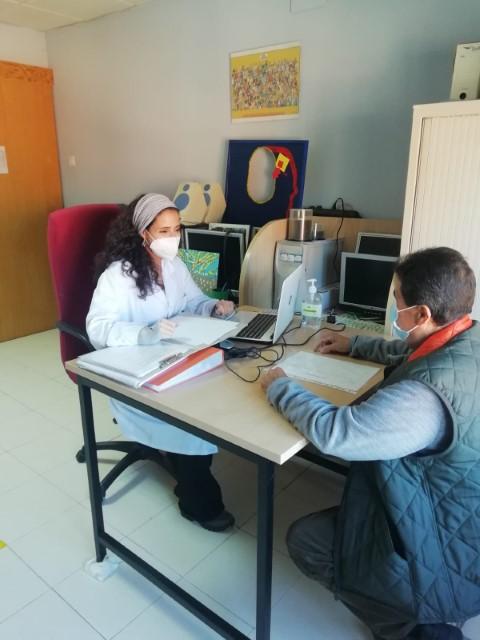 Gran labor de las profesionales contratadas a través de ayudas para el fomento del empleo de colectivos vulnerables